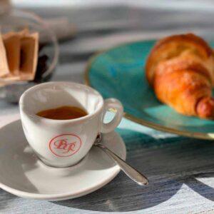 Ahora desayuna en Bianco e Rosso!