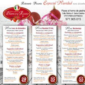 Enjoy our new Christmas menu!